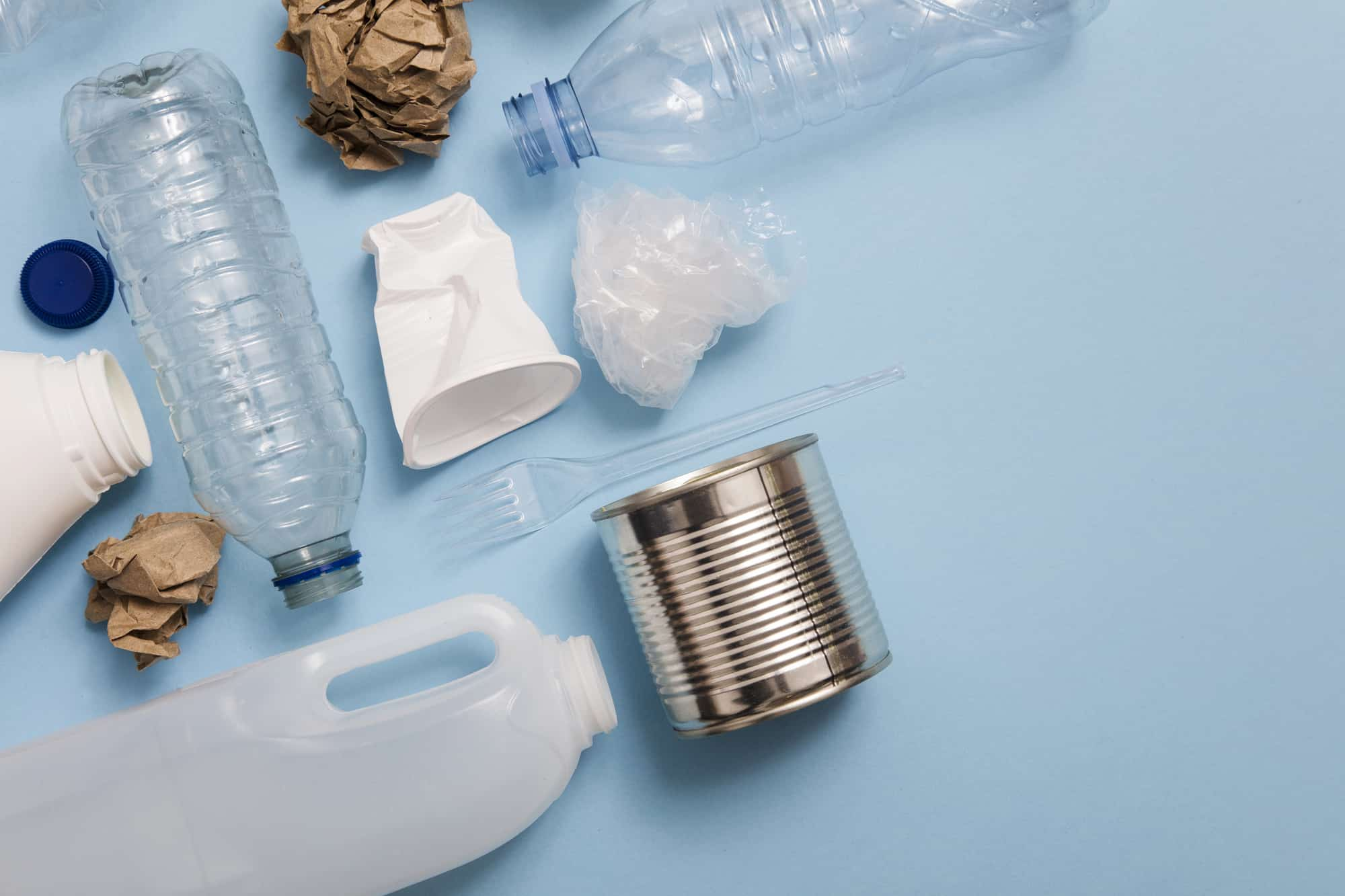 How to live plastic free, zero waste living