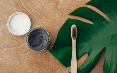 Bamboo Toothbrushes and Plastic Free Toothpaste (The Easiest Plastic Free Swaps You Can Make)