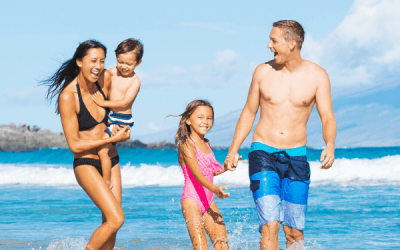34 of the Best Sustainable Swimwear Brands in the UK for your Whole Family