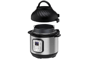 Family sized Instant Pot, best pressure cooker, best air fryer